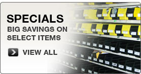 Specials, Big savings on select items